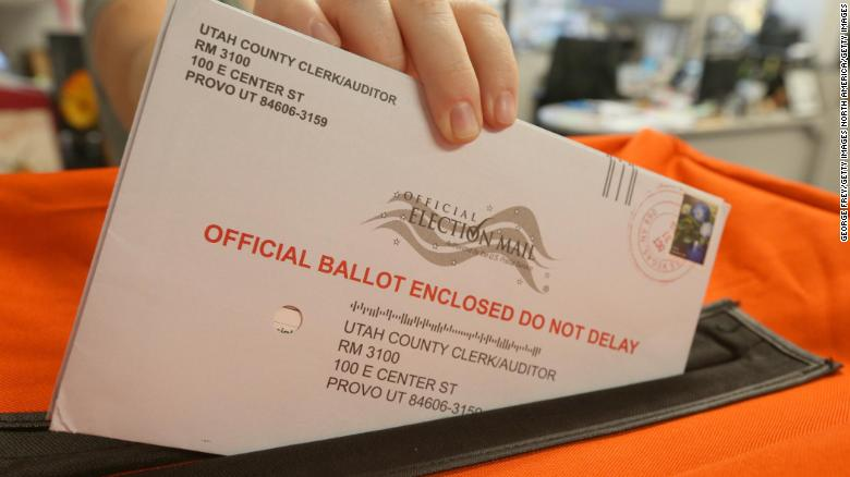 Donald Trump is making war on postal voting. The facts do not support it
