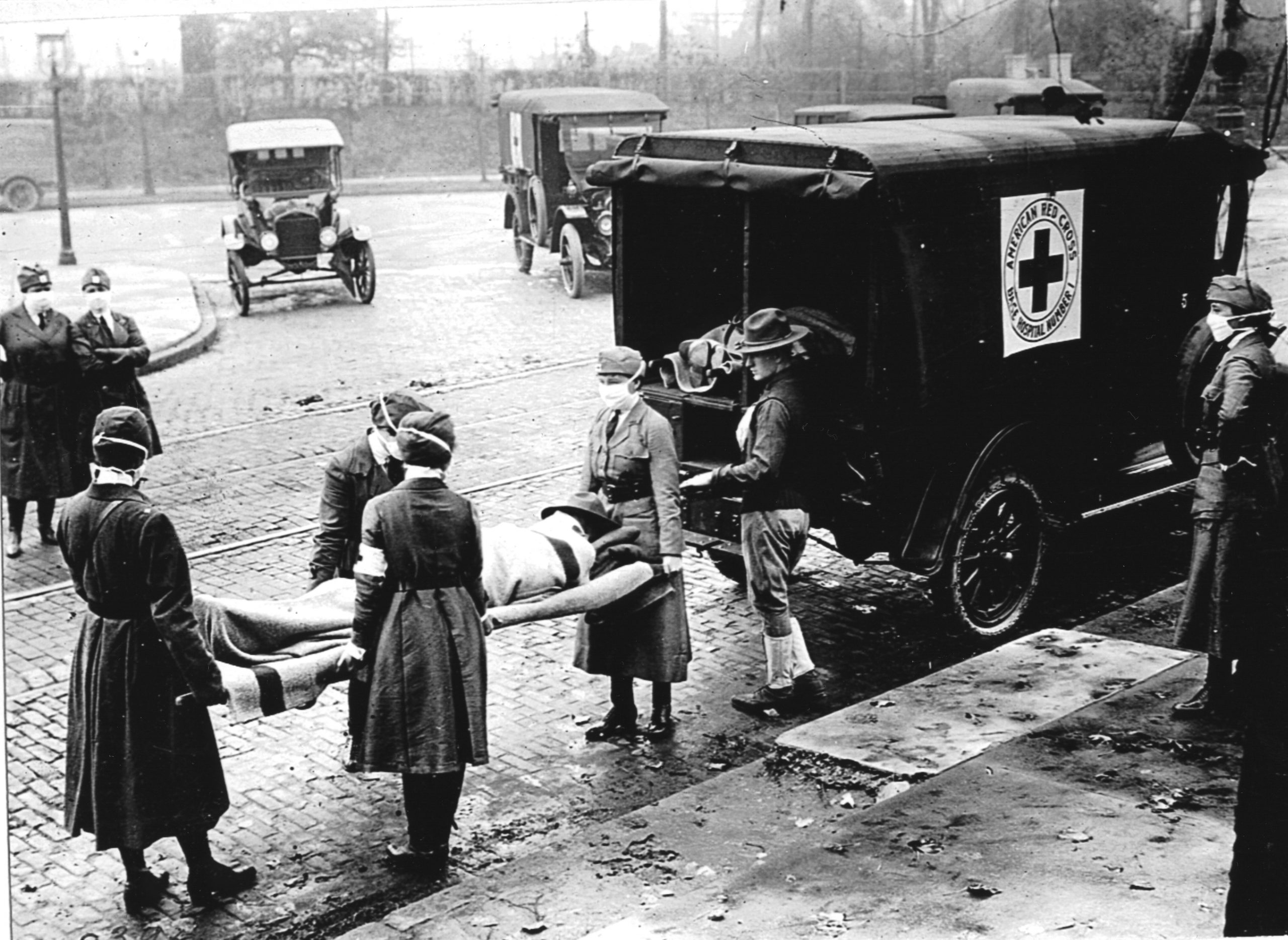 COVID-19 does not affect the first pandemic too different minorities. Here's what we can learn from the flu of 1918