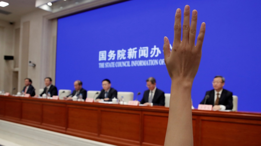 China announces the expulsion of US journalist