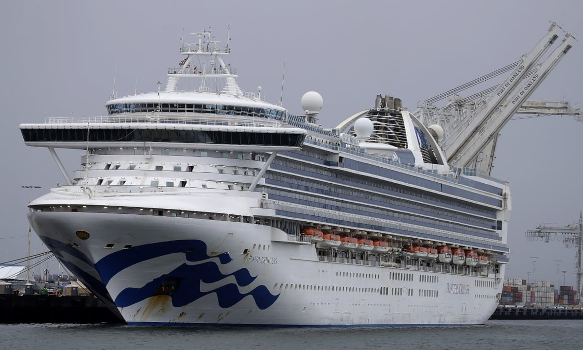 Why Cruise Lines continue to halve their ships?