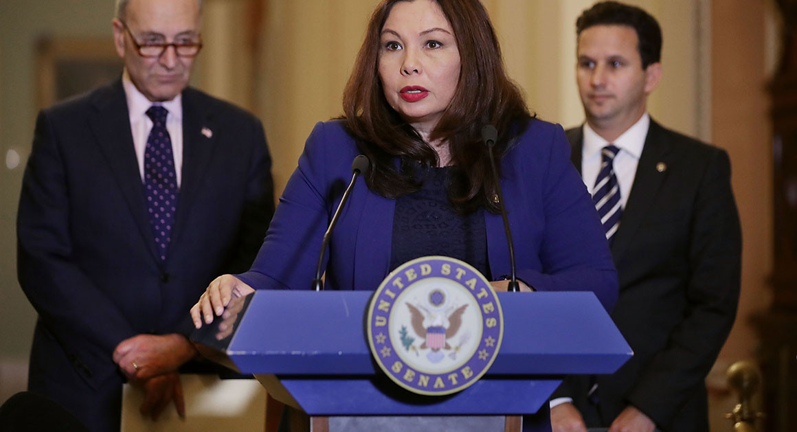 Senator Tammy Duckworth our Servicemembers blacks deserve better military bases after the Confederate officers Named