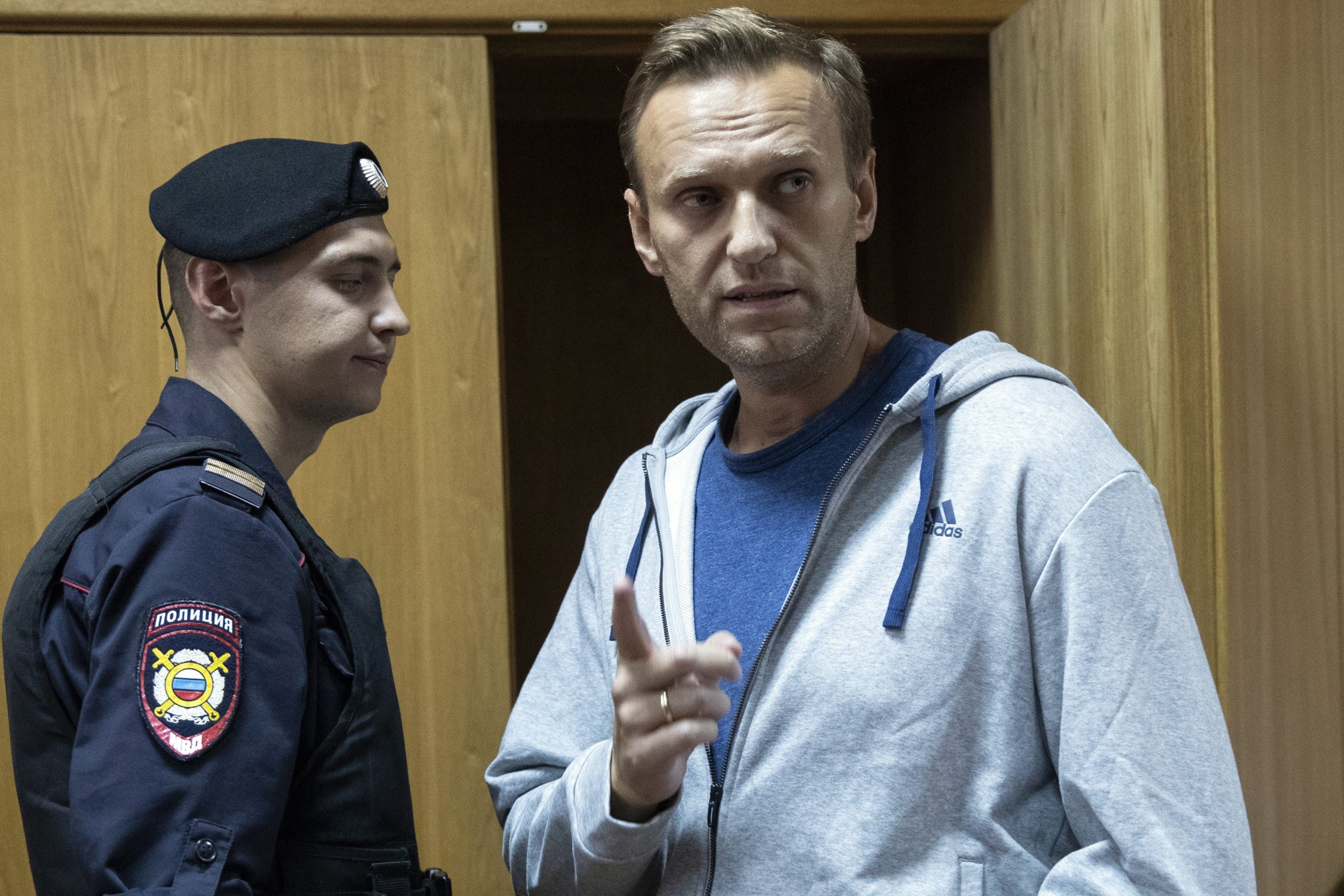 The Kremlin has switched off accusations of Alexei Navalny brushed poisoning