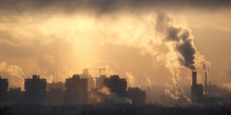 the global air pollution has dropped because of the coronavirus outbreak But experts warn that it is not a Silver Lining