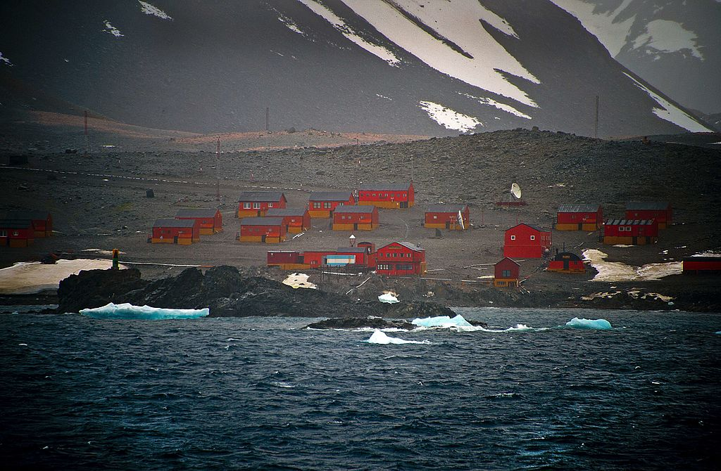 Record temperatures have hit Antarctica as a region experiences dramatic changes