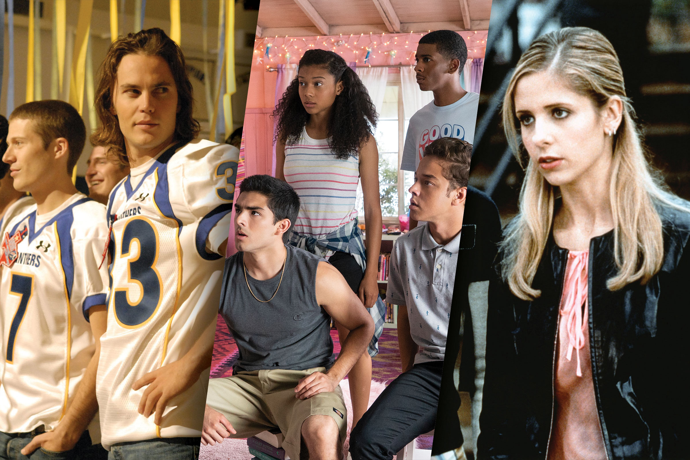 10 best TV teen drama of all time, ranking