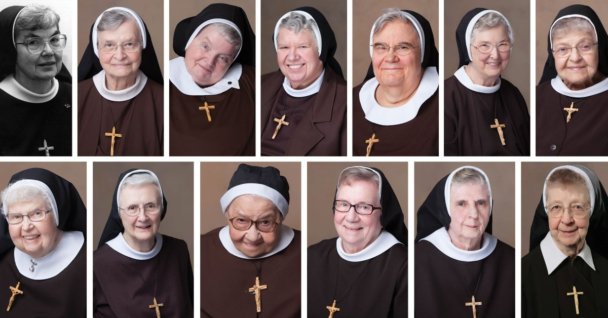 13 religious of COVID-19 in a single monastery in Michigan Died