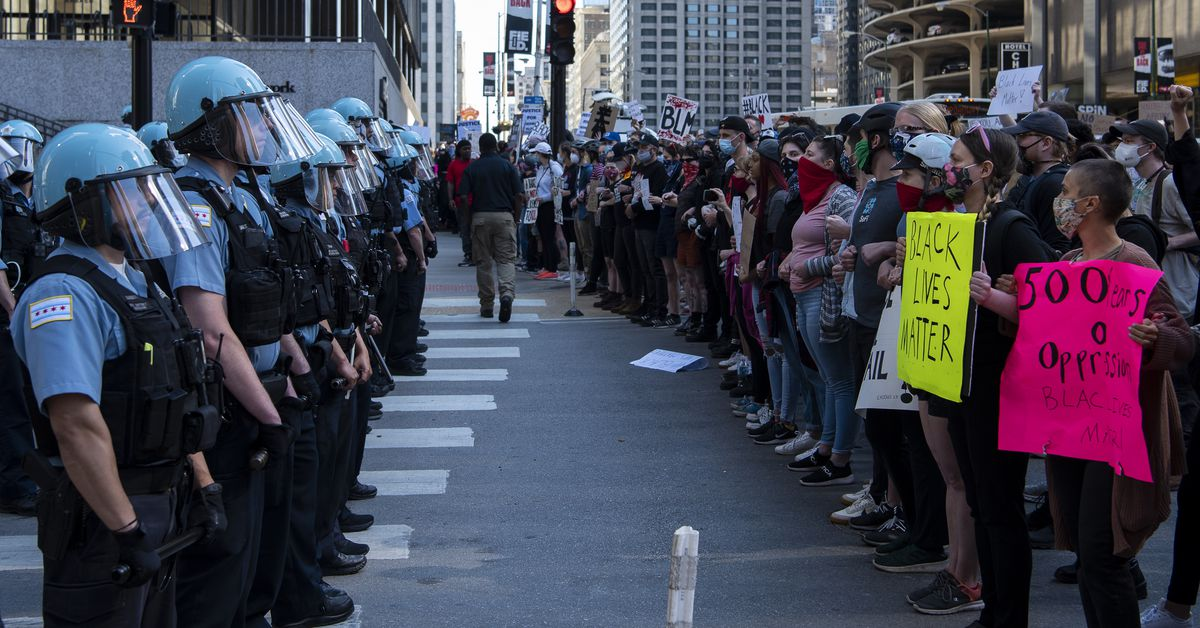 As professionals, we are under attack. 'As George Floyd protest power by moving away from police unions