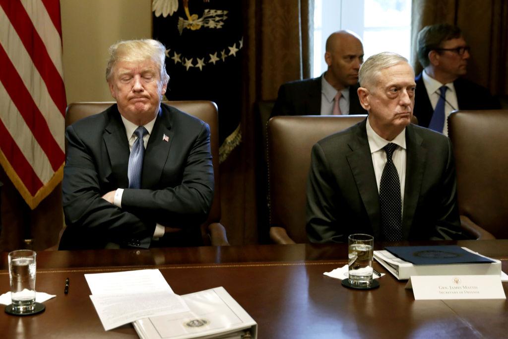 The former defense minister James Mattis Speaks Out, Trump slammed over handling of protests