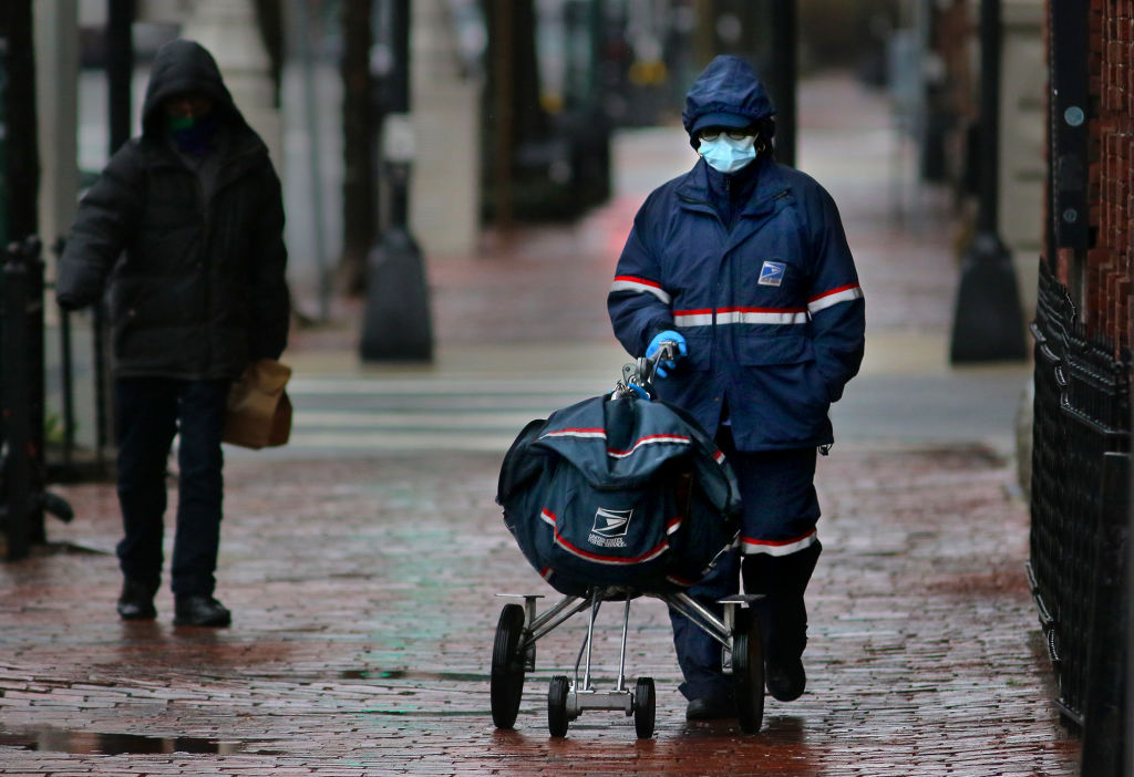 postal workers were concerned about the health – now their jobs on the line, and his abilities