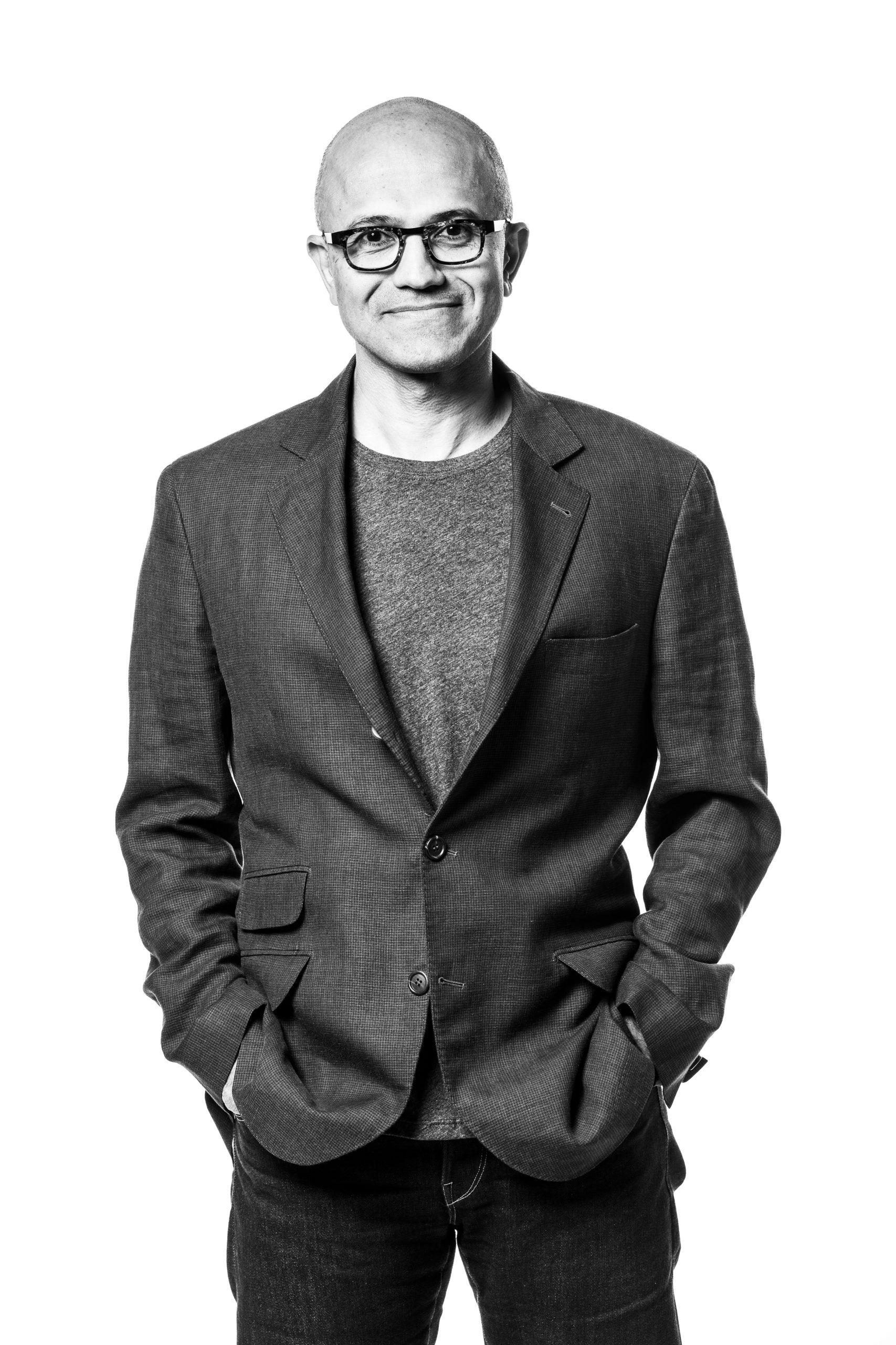 Microsoft CEO Satya Nadella Talks COVID-19 response and Move George Floyd