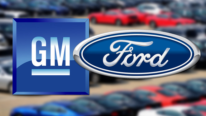 Ford, GM and Fiat Chrysler shut down all US factories Crown Curb