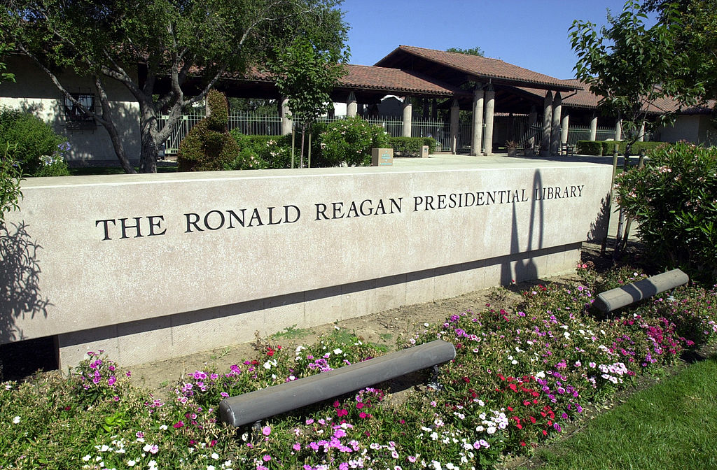 Ronald Reagan Foundation urges RNC to use the Reagan figure trumped Fundraiser