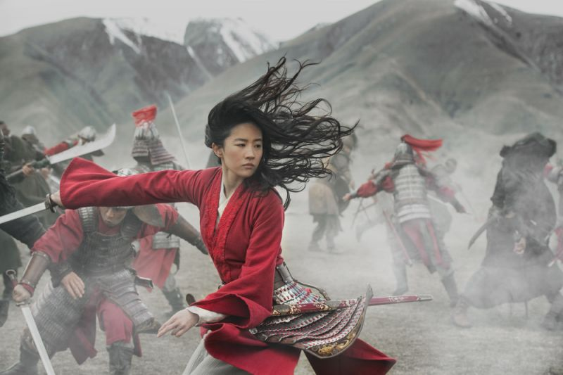 The origins of the controversial story behind Mulan