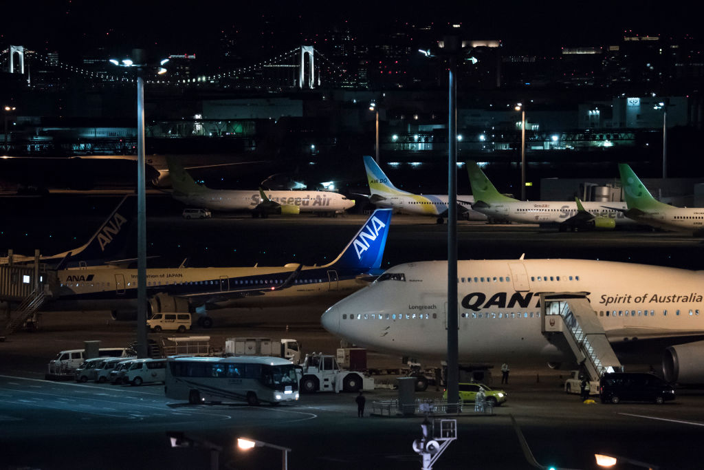 Airlines use disinfectant that kills herpes and MRSA to clean aircraft in Wake of coronavirus outbreak
