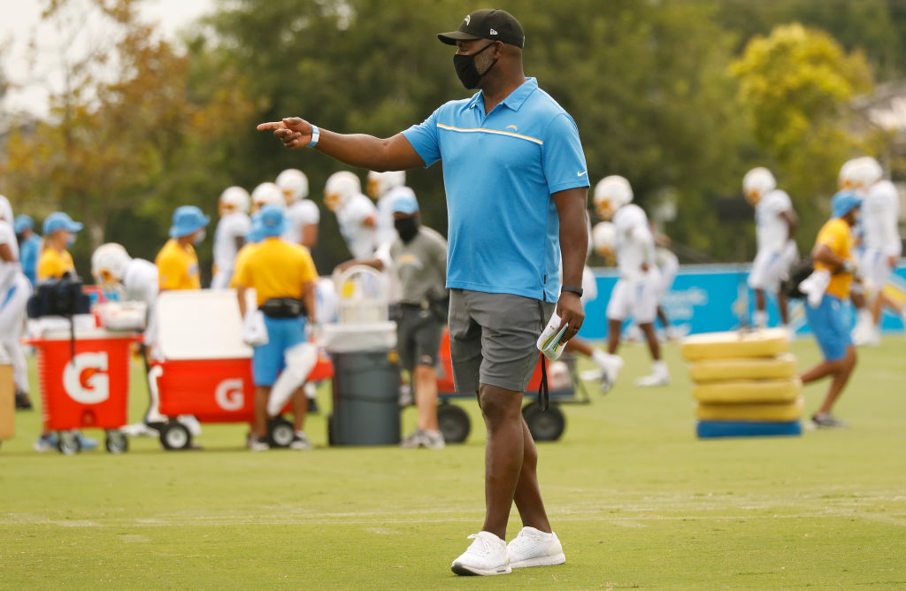 Chargers coach Anthony Lynn of Systemic Racism in the NFL, and why one of only three Black Head Coaches