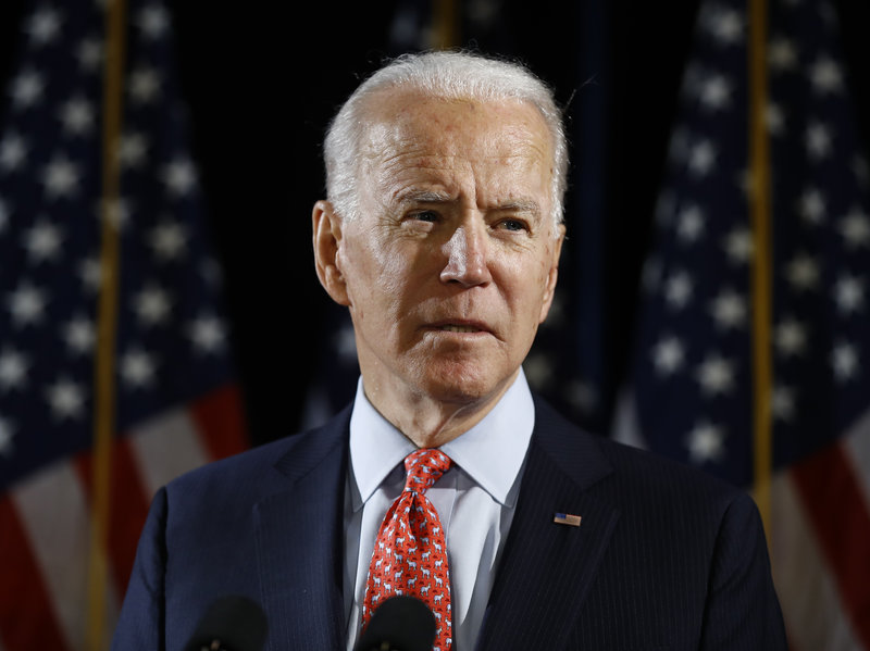 Biden says Americans who scolds attack Tara Reade believe, you probably should not vote for me '