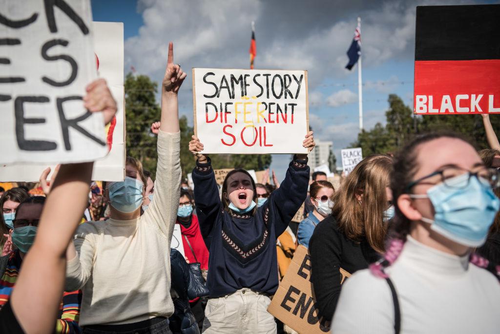 As George Floyd Sparks new awareness in Australia of Aboriginal deaths in custody