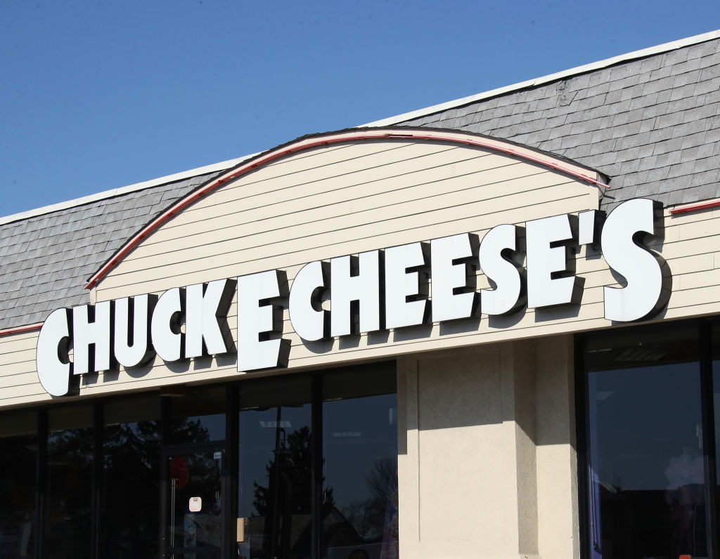 Chuck E. Cheese parent company insolvent