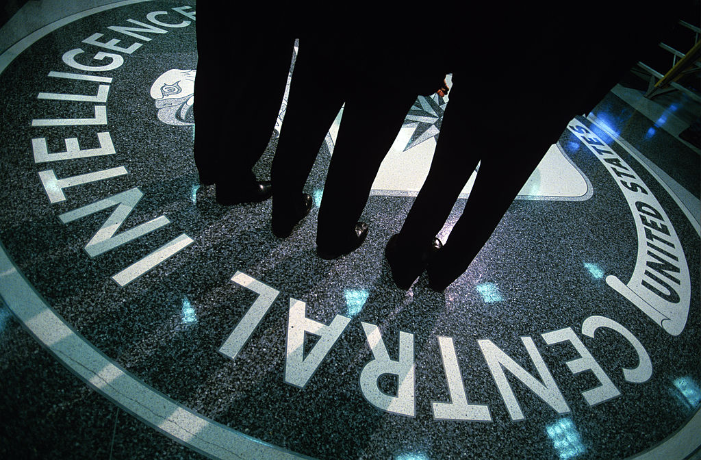 Former CIA officer charged with giving China issues