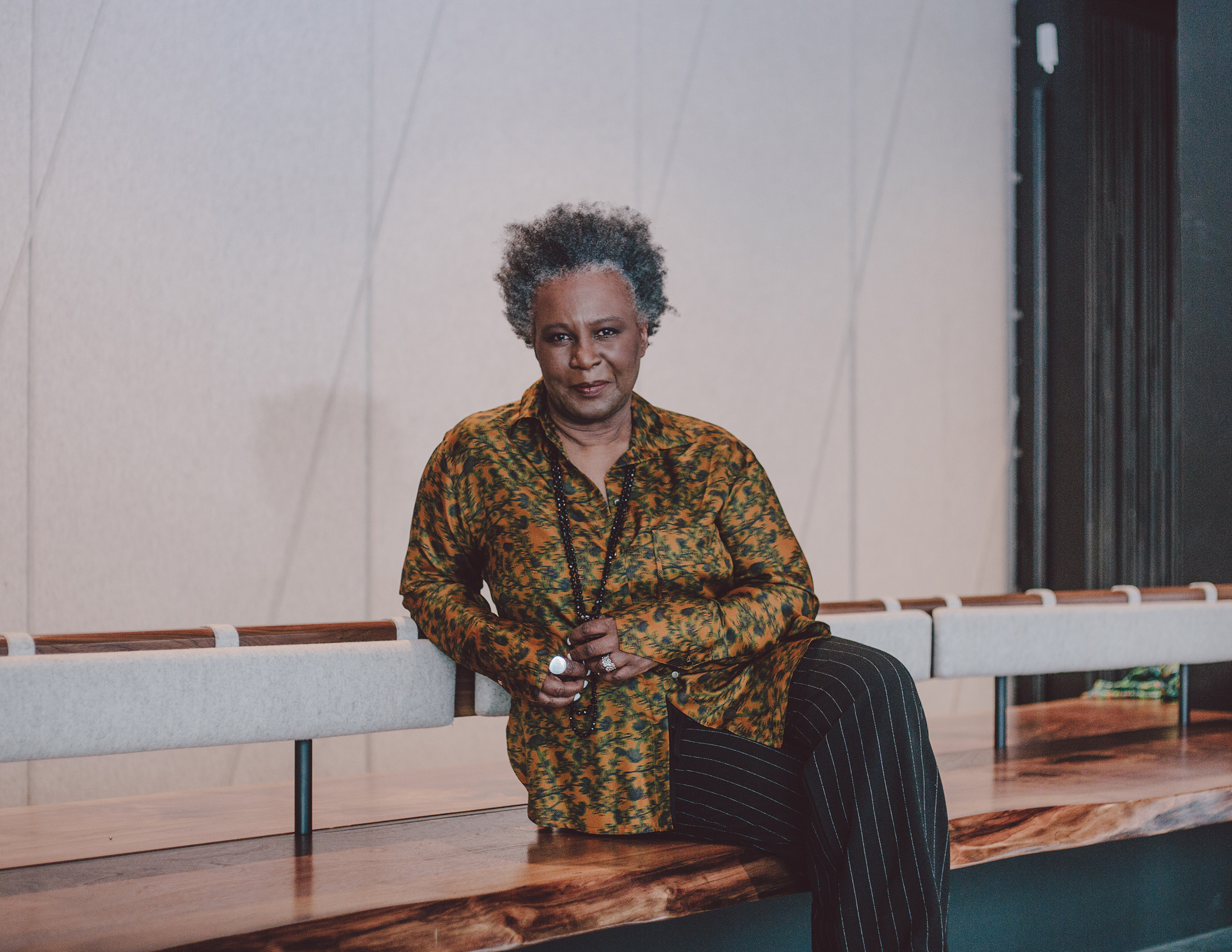 Poet Claudia Rankine on just us and the display of anti-Black racism of the Raw Truth