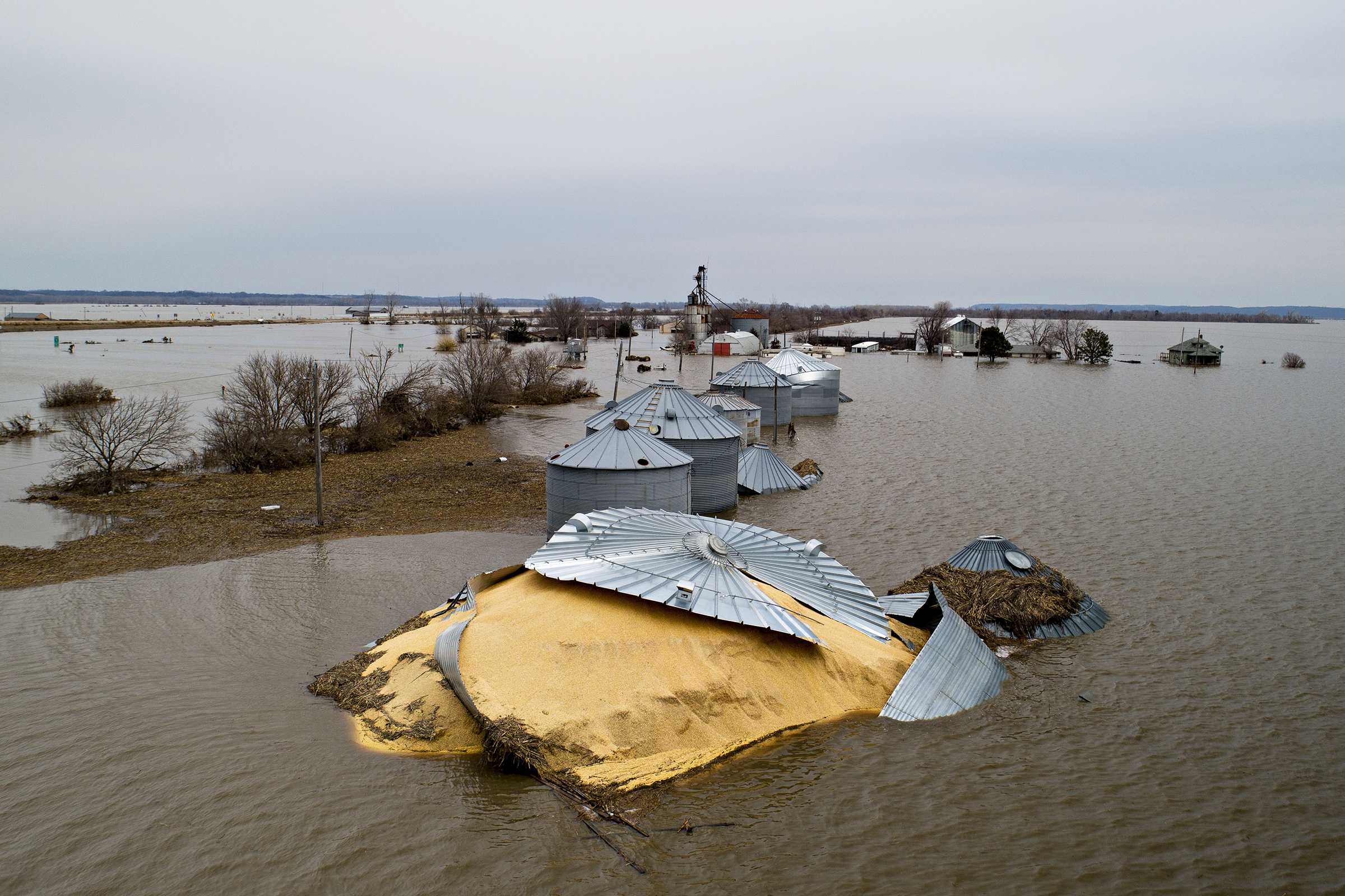 As climate change in Iowa in changing US policy