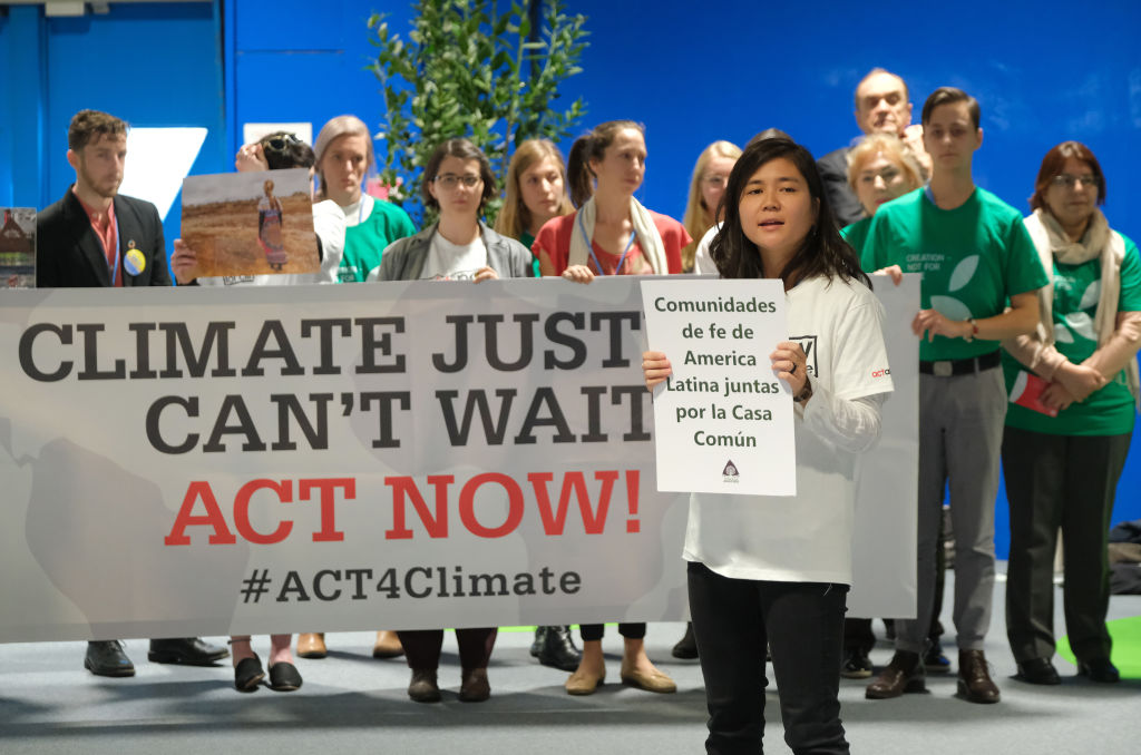 World is deeply divided on objectives related to climate change, Crucial 12 months
