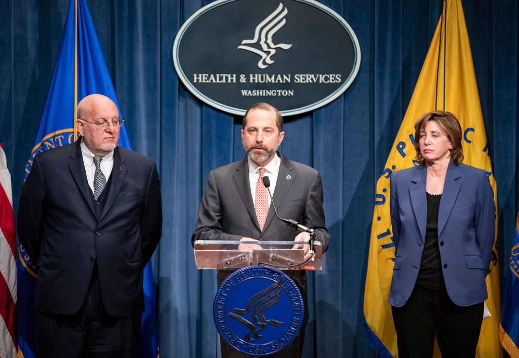Key US health suffers cyber attack during the Crown agency response