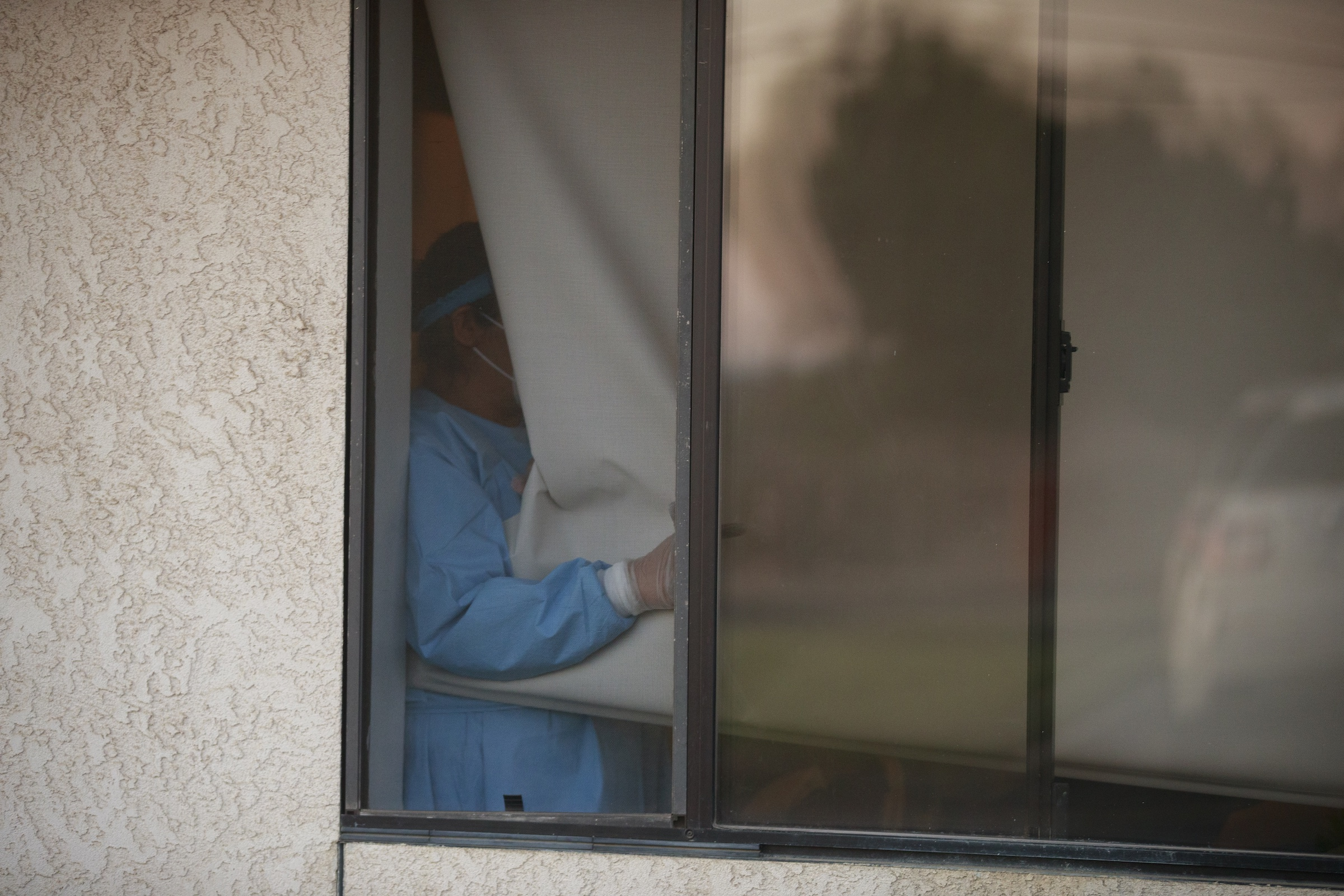 Most nursing home workers in New poll says, life is in danger 'every day from Crown