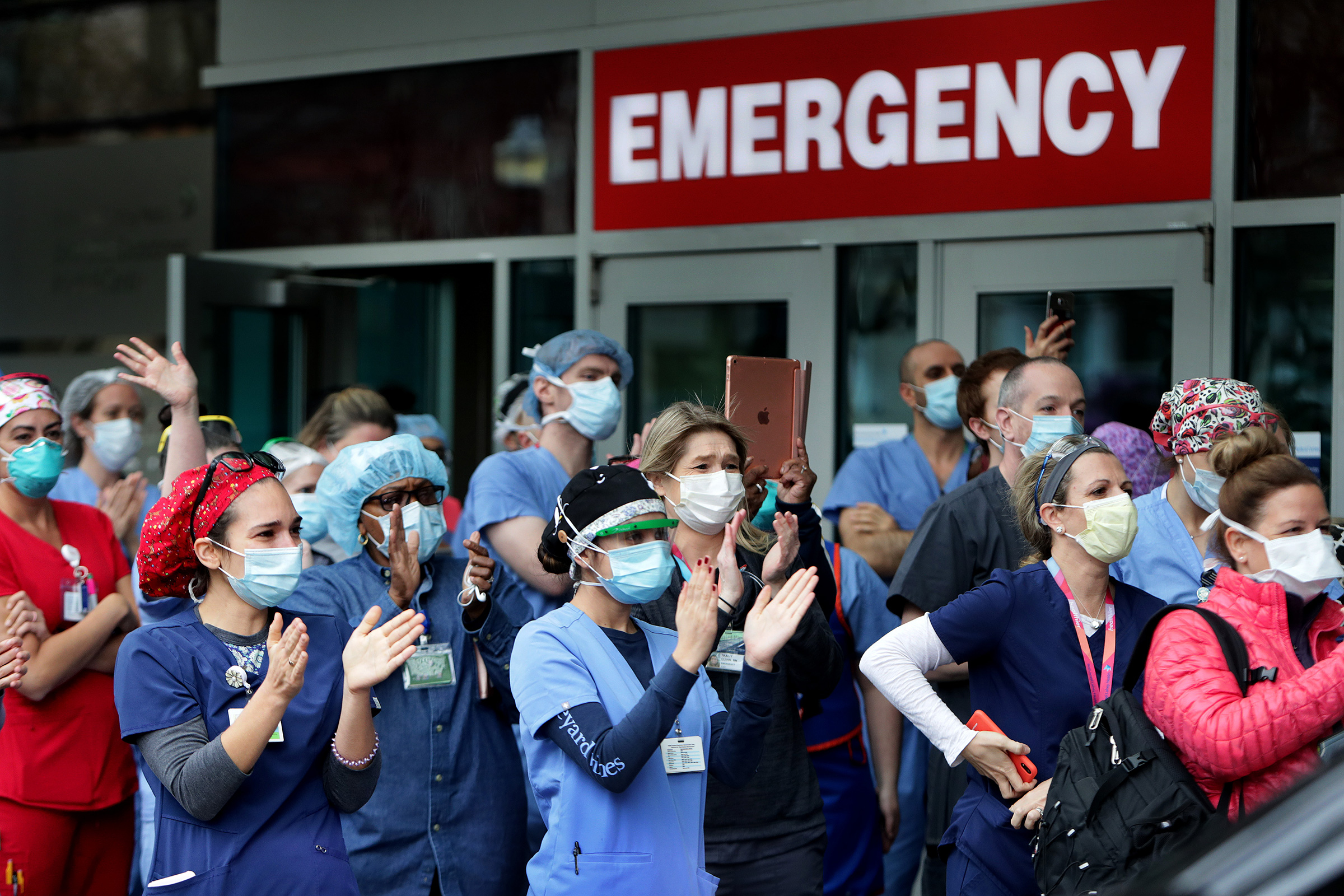 Doctors are concerned about the unprecedented decline in the emergency department during the 19-COVID pandemic