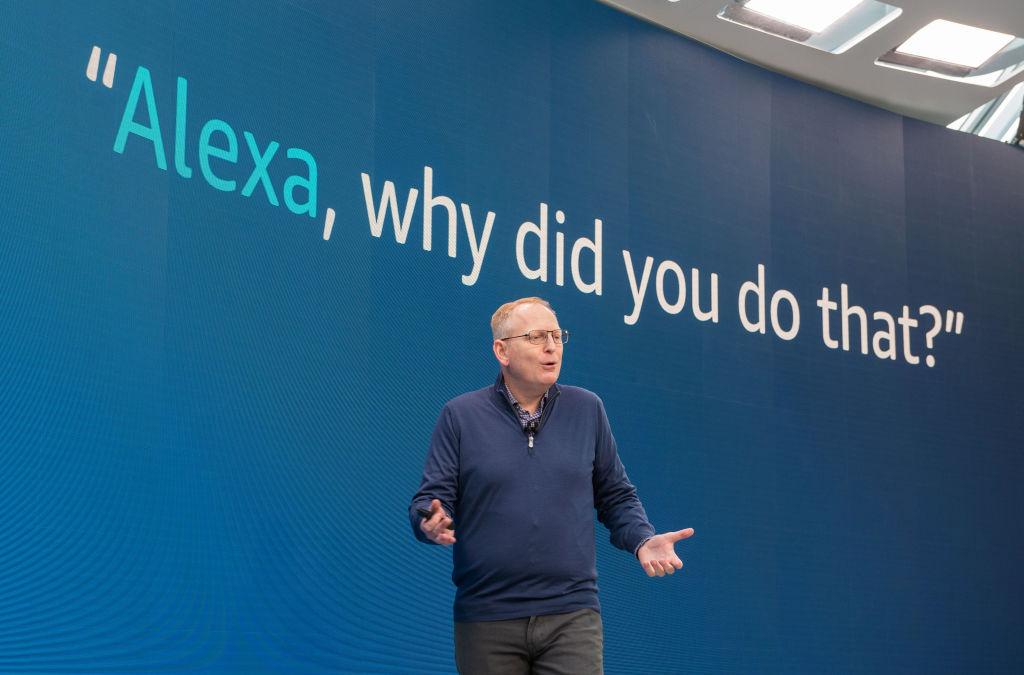 Amazon is easier Alexa delete your shots
