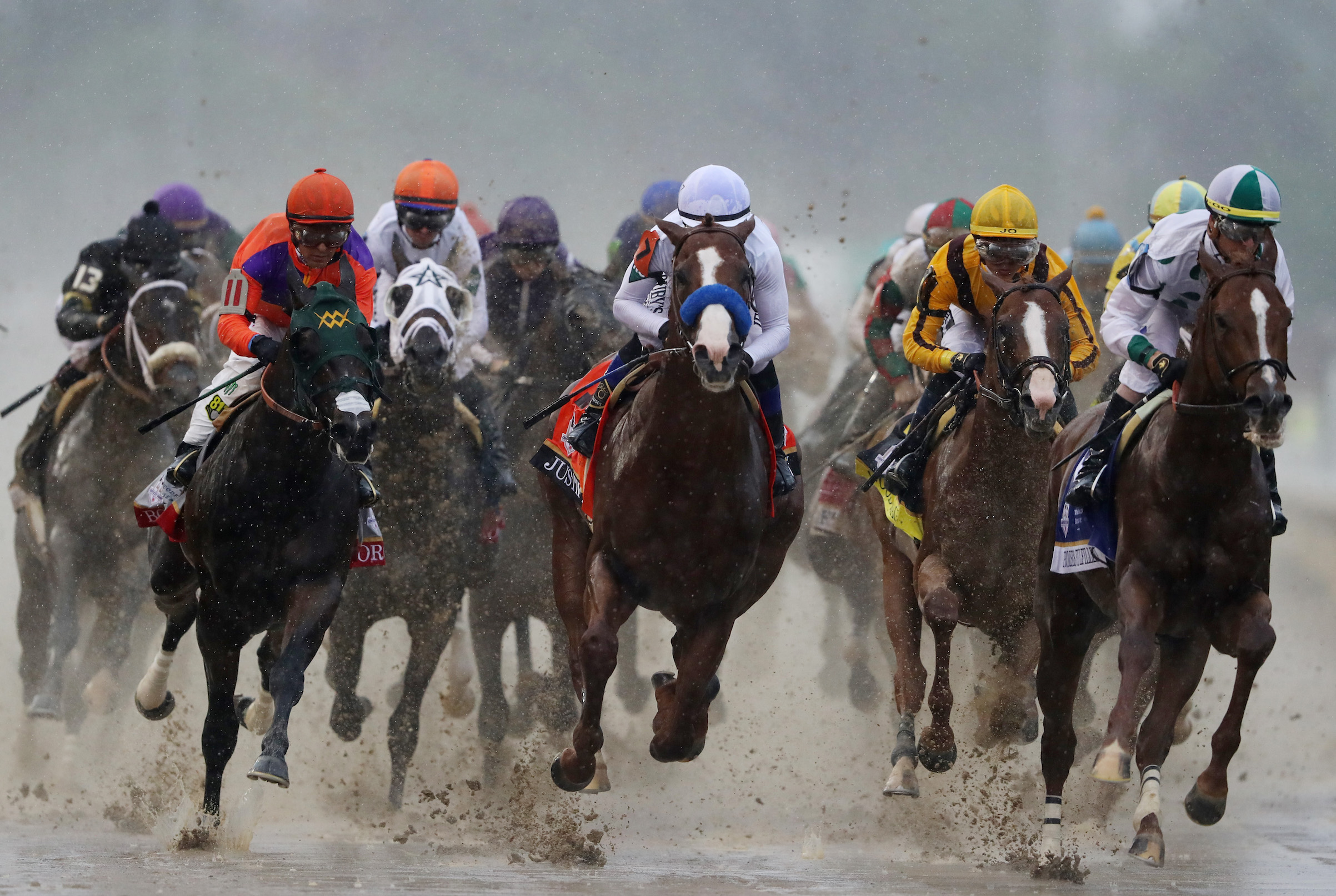 horse dead haunting Ahead World Racing Kentucky Derby. This is what is being done to stop them