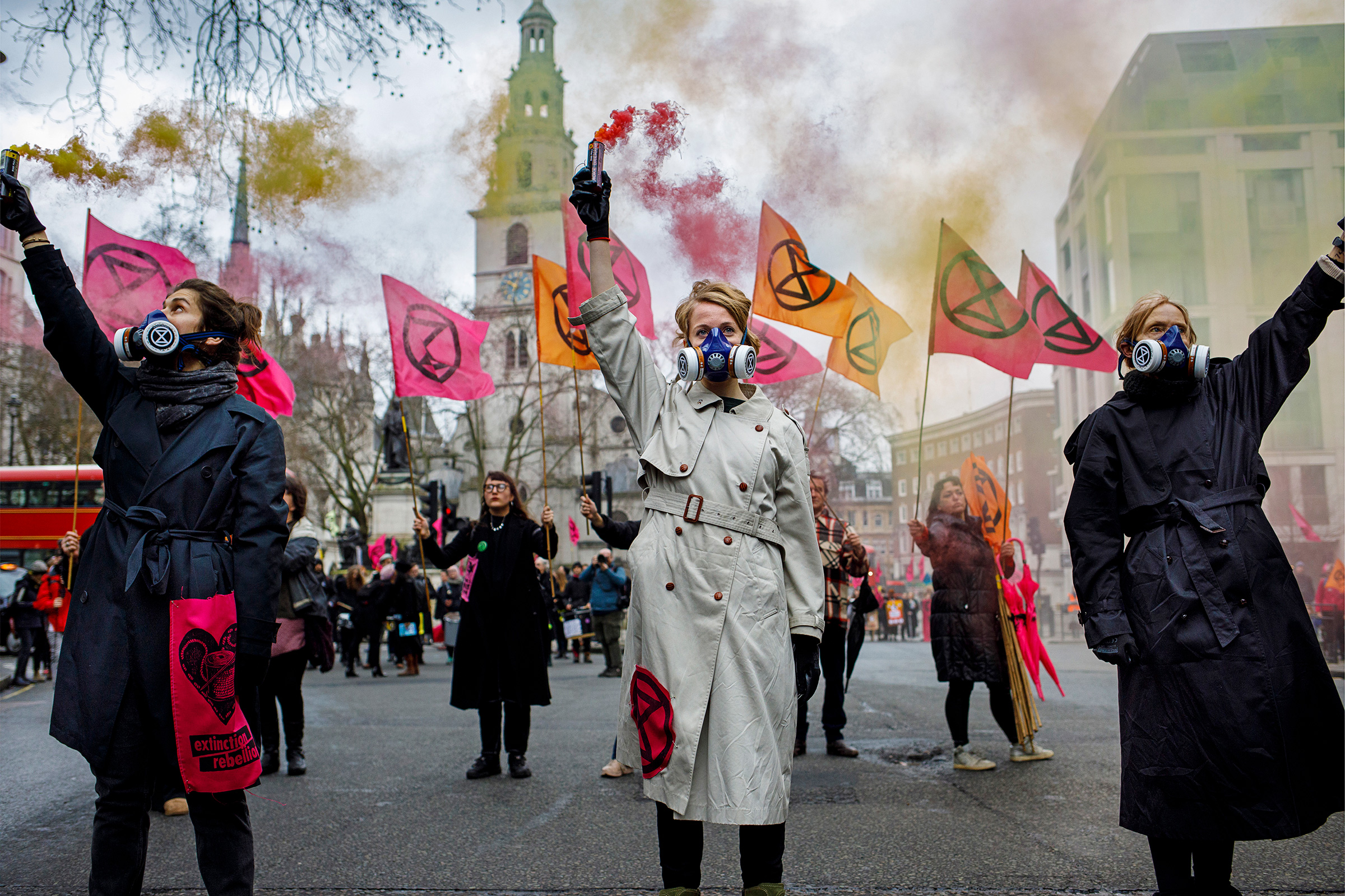 An evolutionary revolution: Extinction By rebellion groped to reform its environmental activism