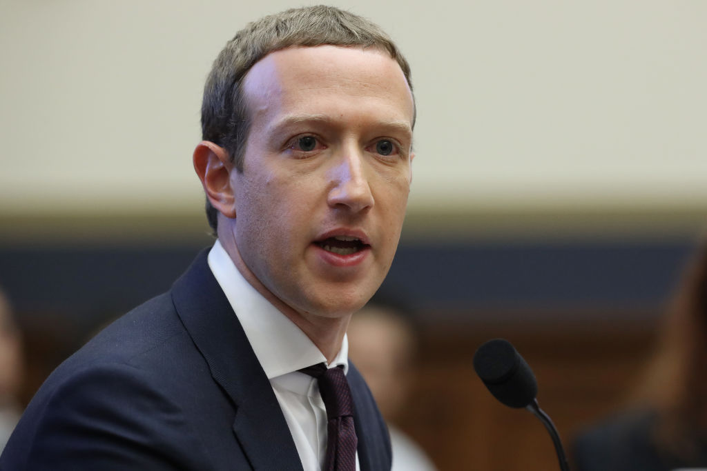 Facebook says it never incitement to hatred as the removal. But there's a problem