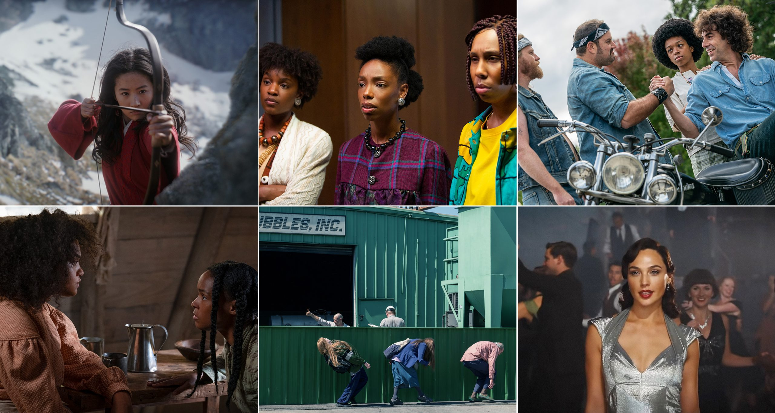 The 32 most anticipated films of the fall 2020