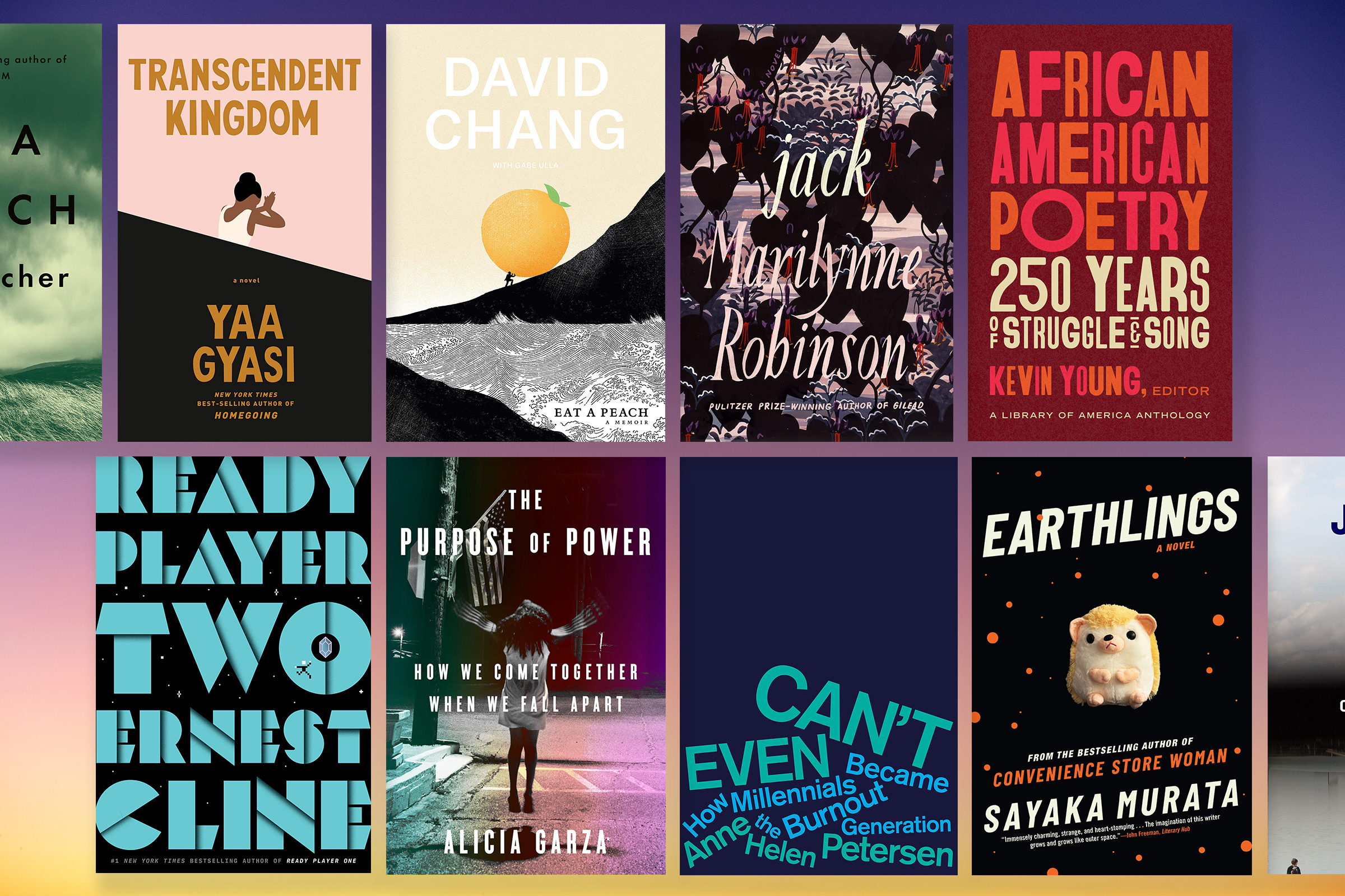 The 42 most anticipated books of the fall 2020