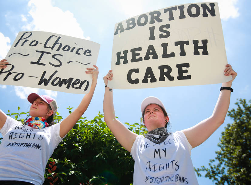 Federal Judge Blocks Georgia controversial law that bans most abortions after six weeks