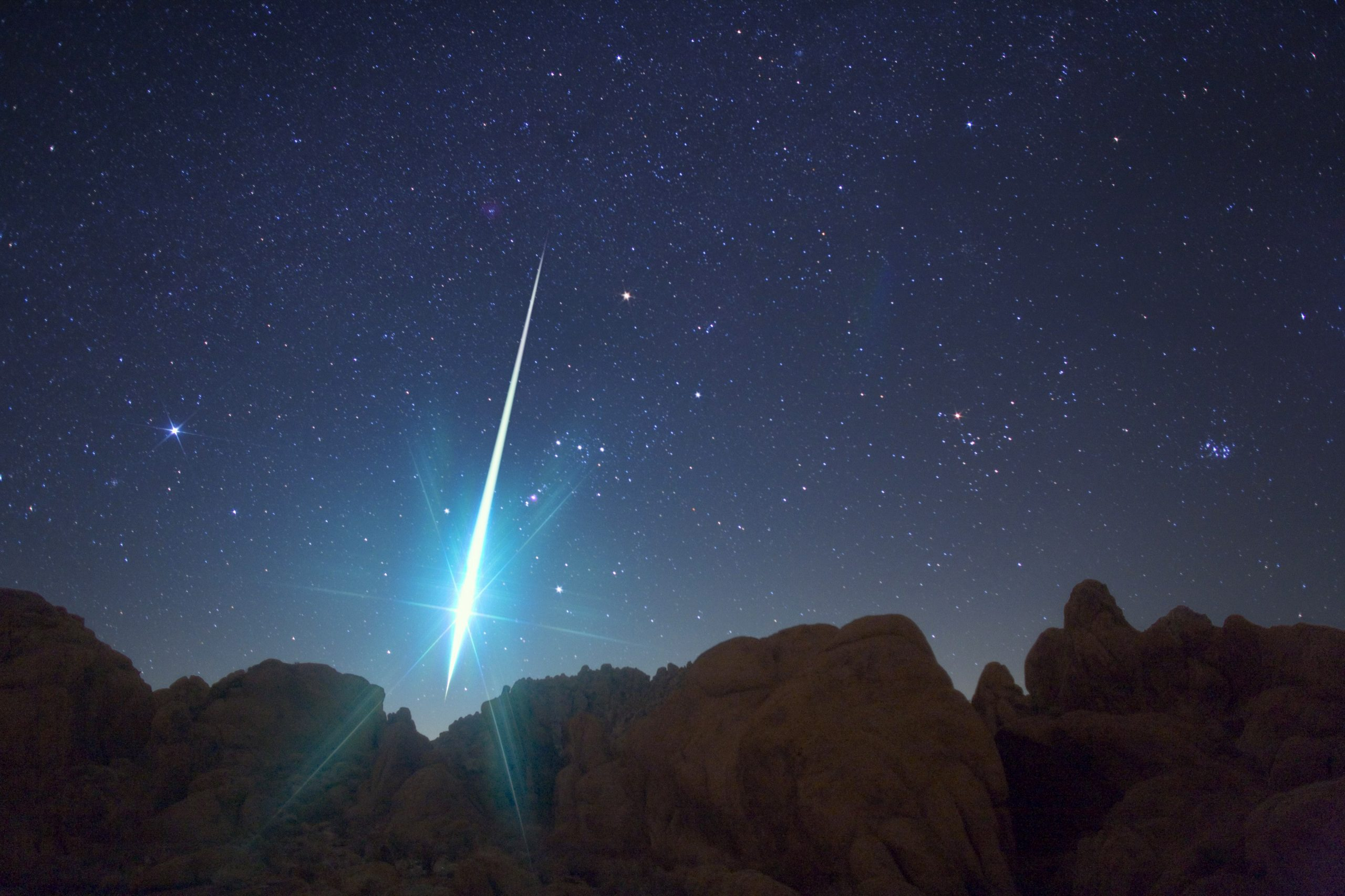The 2018 Geminid meteor shower, one of the best, the year Thursday peaks. Here's how to watch