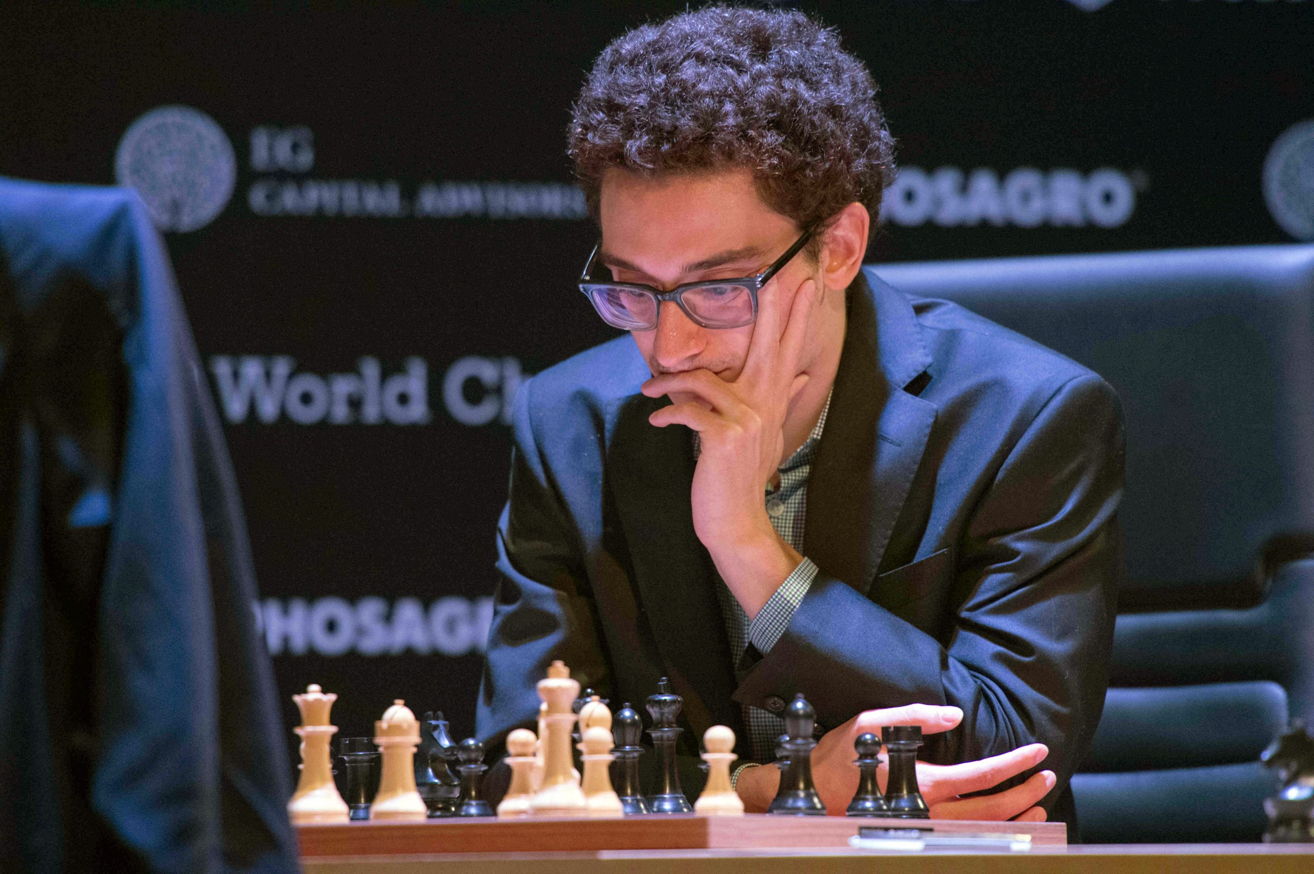 may return this Brooklyn chess child's Domain America for the first time since Bobby Fischer