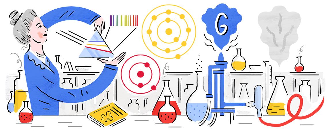 Google honors the pioneering physicist Hedwig Kohn fled Nazi Germany