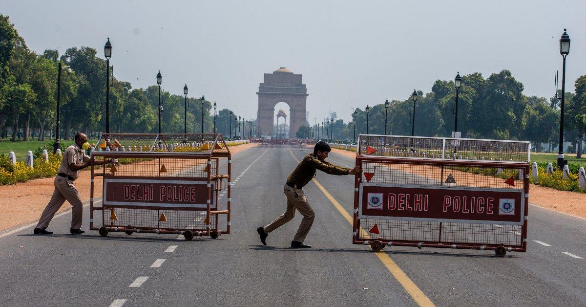 Indian Prime Minister Narendra Modi announced a halt of 1.3 billion people for 21 days
