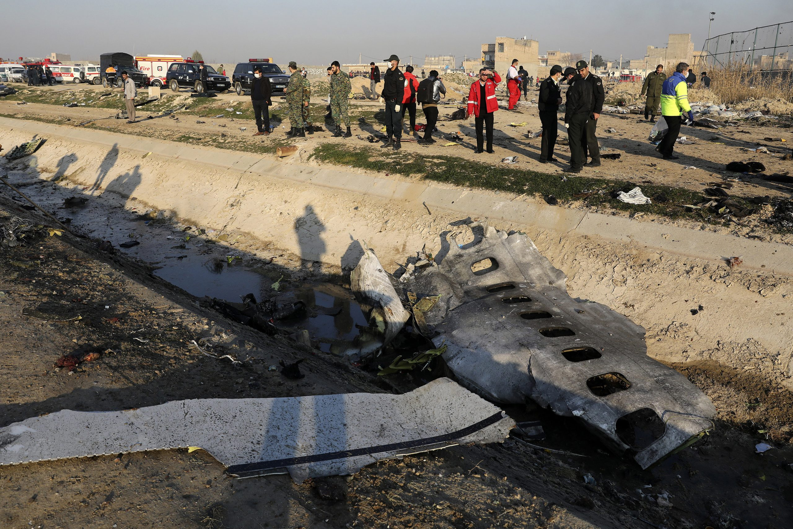 Iran data calls, cockpit conversations from Downed Plane Ukraine, which left 176 dead