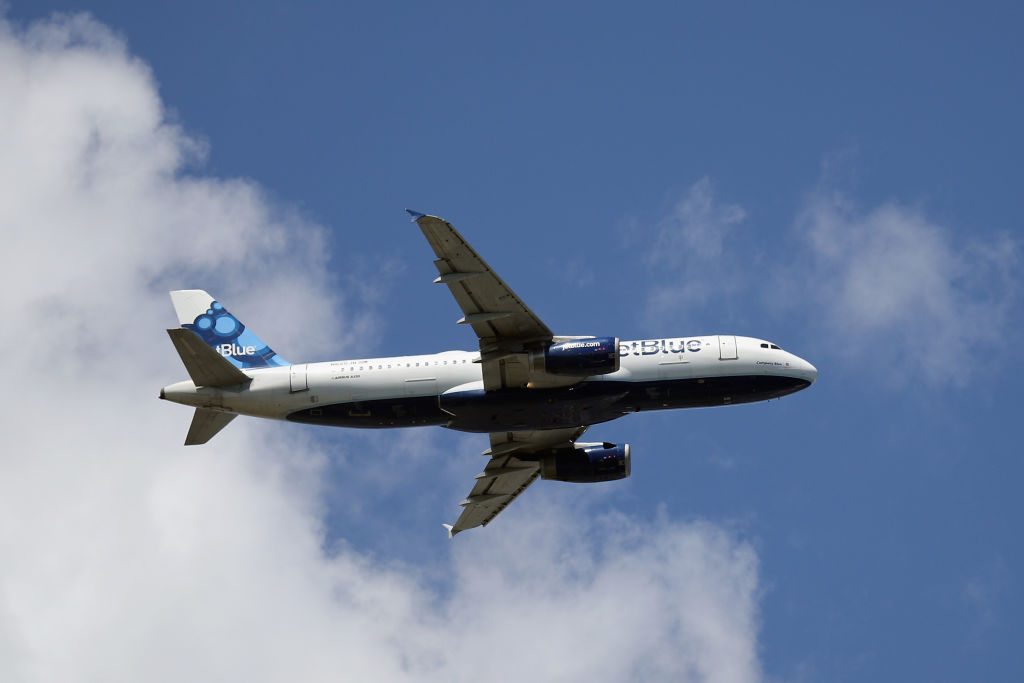 JetBlue announces plan to become the first airline carbon-neutral United States in the next six months