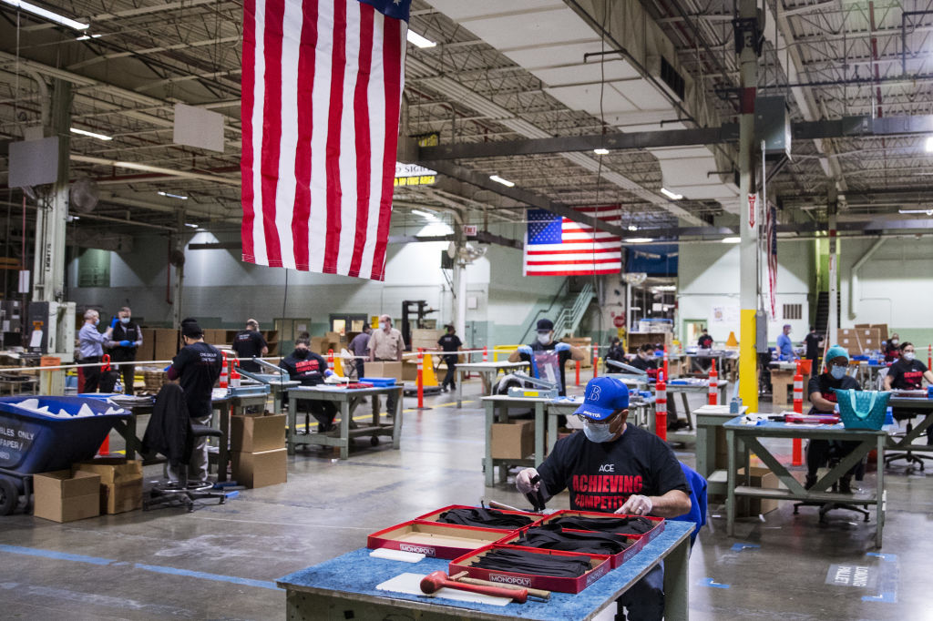 Since these manufacturing companies are swiveling to help in the fight against COVID-19