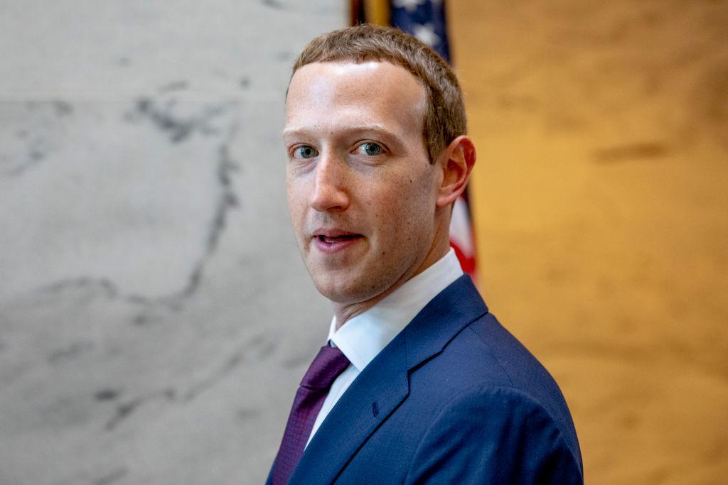 Go to the mat and fight. 'Address Facebook CEO Mark Zuckerberg Elizabeth Warren Break-Up calls leaked Audio