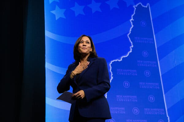 Kamala Harris is the third woman to run as vice presidential candidate for a major US party. Here's what to know before about the