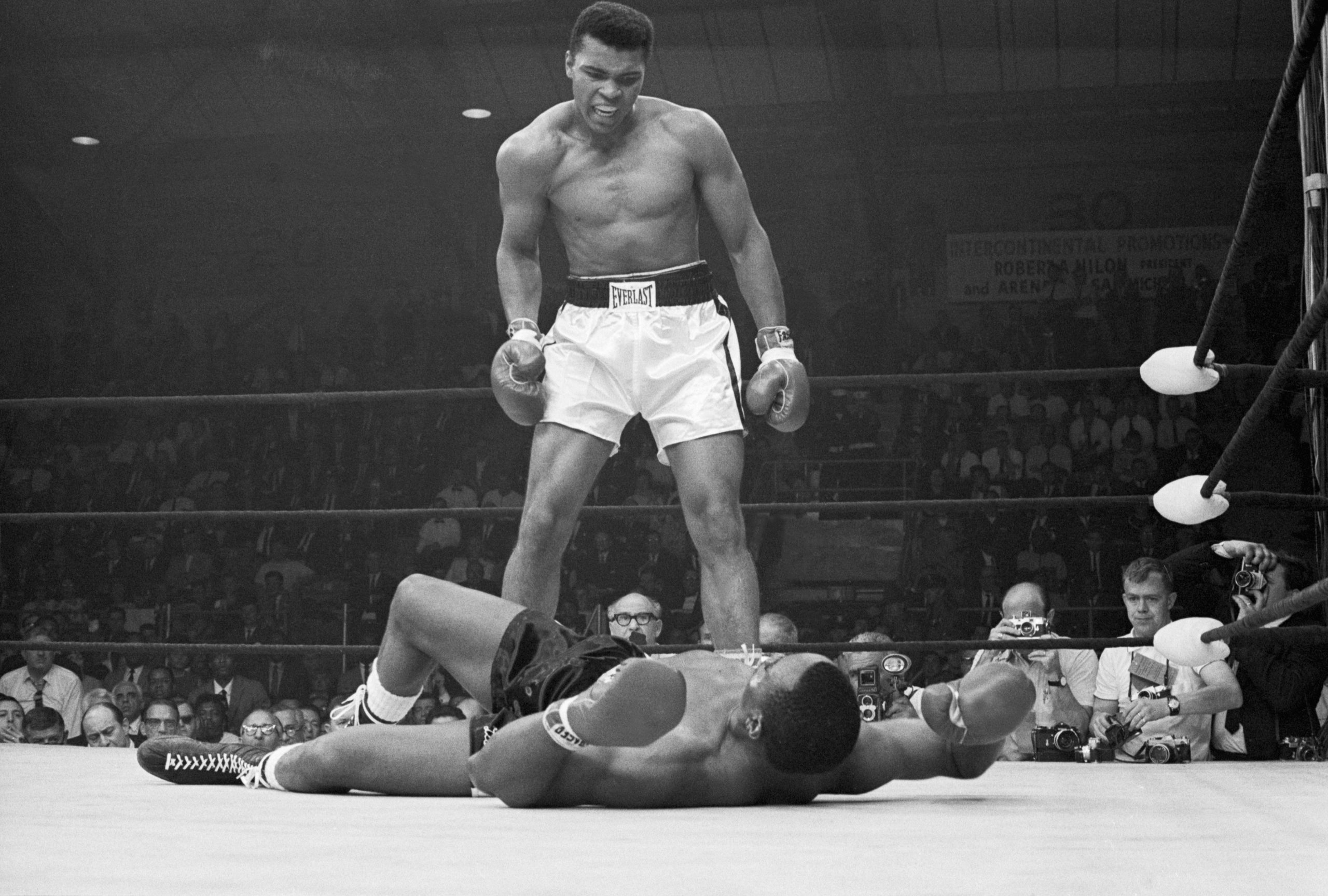 Trump says he could pardon boxing legend Muhammad Ali. What did Ali do?