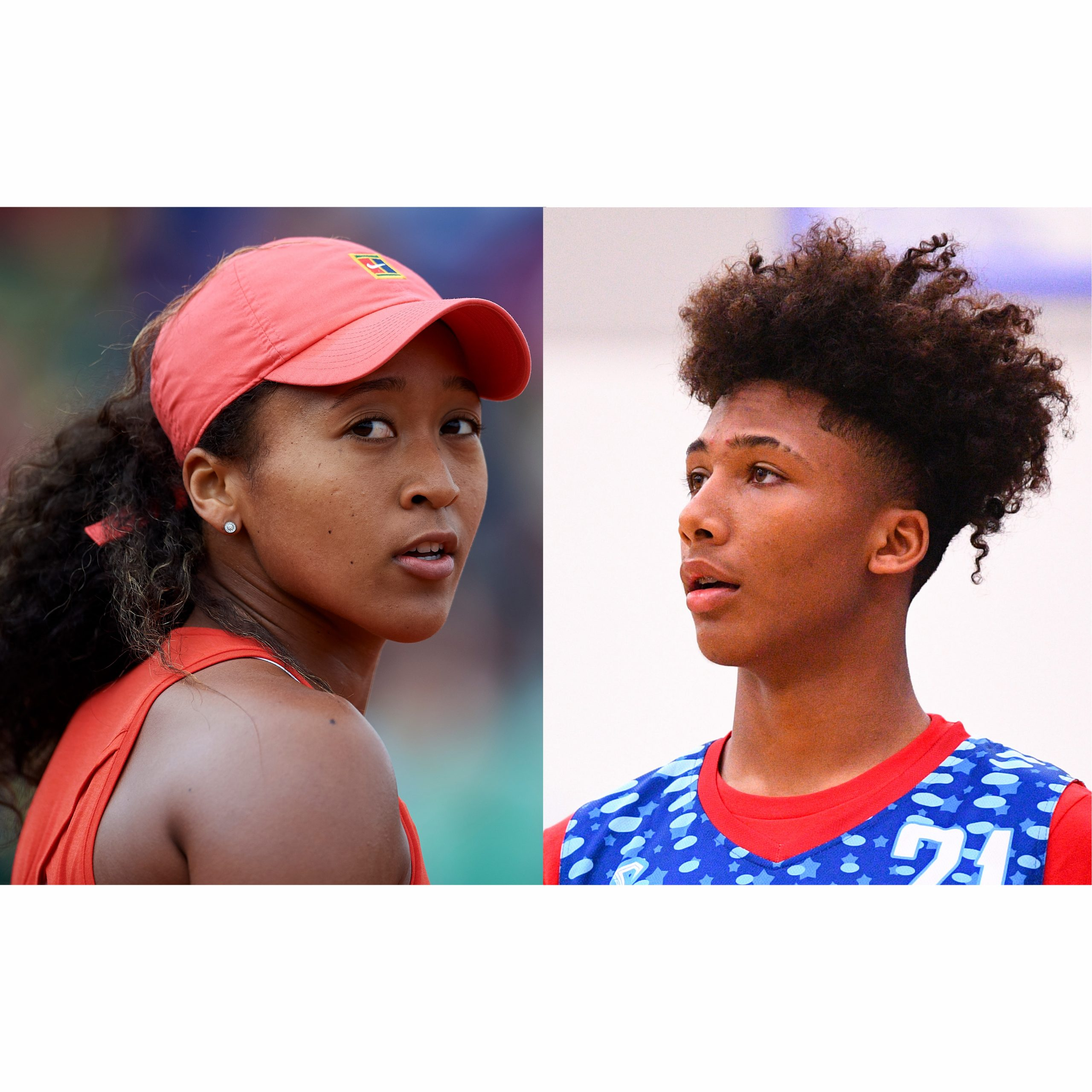 Mikey Williams Interview with Osaka Naomi: 'We are young blacks athletes. We Spotlights On Us'