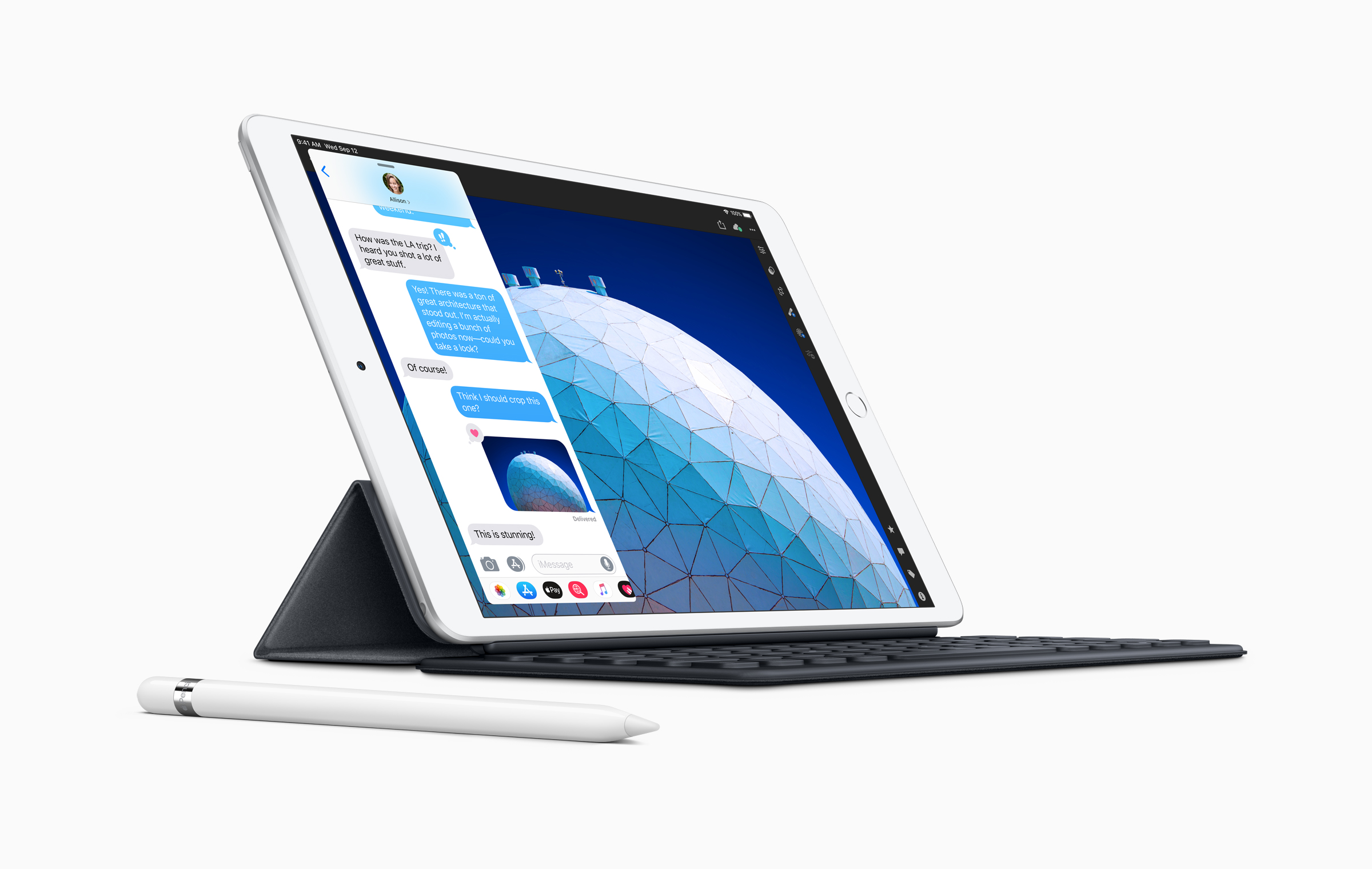 Apple's iPad lineup suddenly more complicated than ever. Here's how to choose