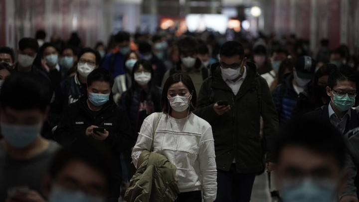 COVID-19 is a symptom of a larger problem: Our planet Ailing Health
