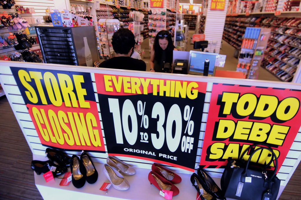 retail workers seek escape the Merry-Go-Round 'as Jobs Disappear and Prospects Dim